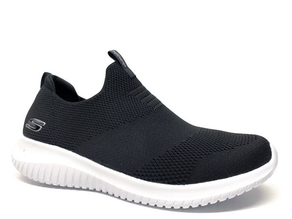 Ultra flex Skechers black