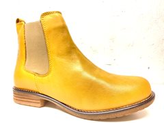 Chelseaboots - yellow